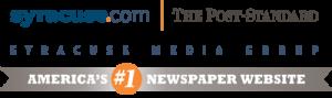 #1 newspaper website logo