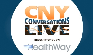 CNY Conversations Live logo