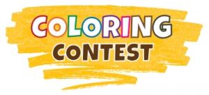 Coloring Contest logo