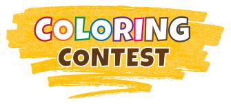Coloring Contest - event marketing