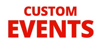 Custom Events - event marketing