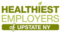 Healthiest Employers of Upstate NY
