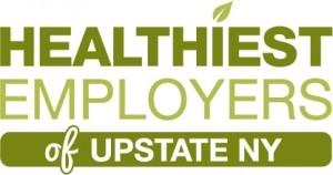 Healthiest Employers of Upstate NY logo