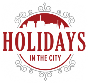 Holidays in the City logo