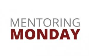 Mentoring Monday logo