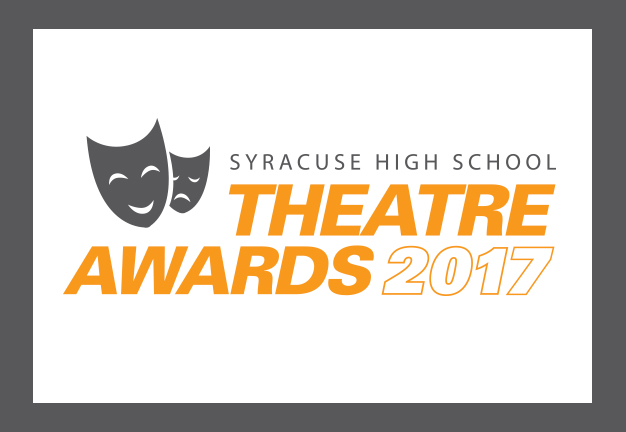 Syracuse High School Theatre Awards logo, events in syracuse ny