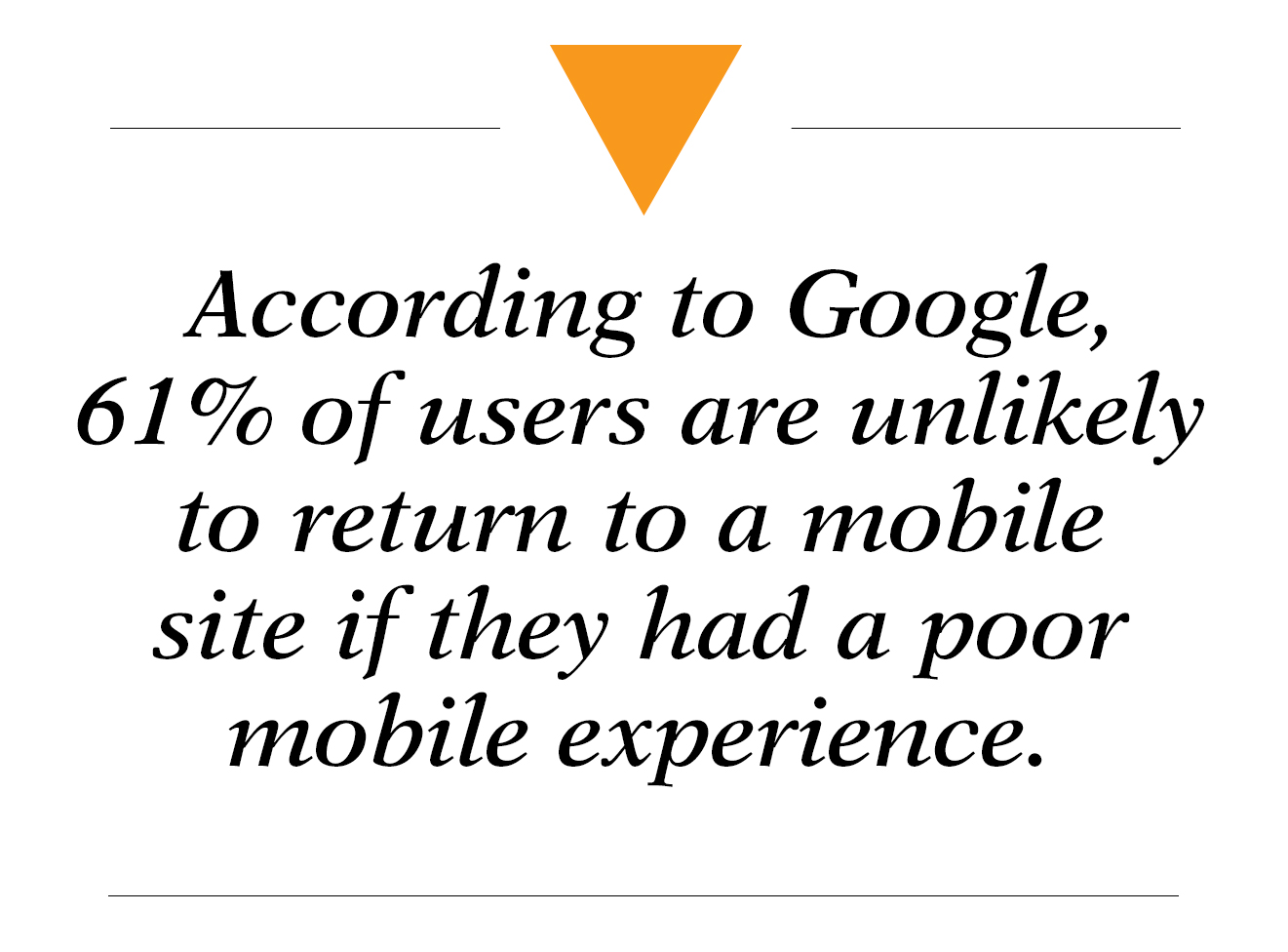 The mobile experience is very important - mobile marketing advance media new york