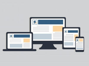 Website on multiple devices