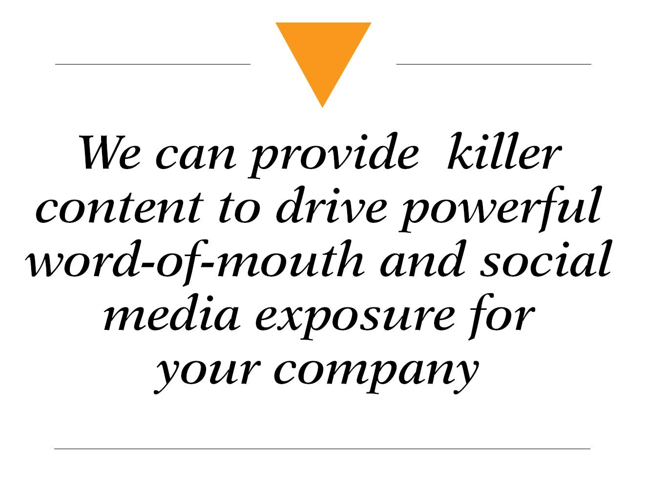 Content Marketing - Albany, Syracuse, Rochester, Buffalo NY