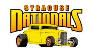 Syracuse Nationals logo