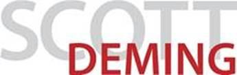 Scott Deming logo