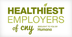 Healthiest Employers of CNY