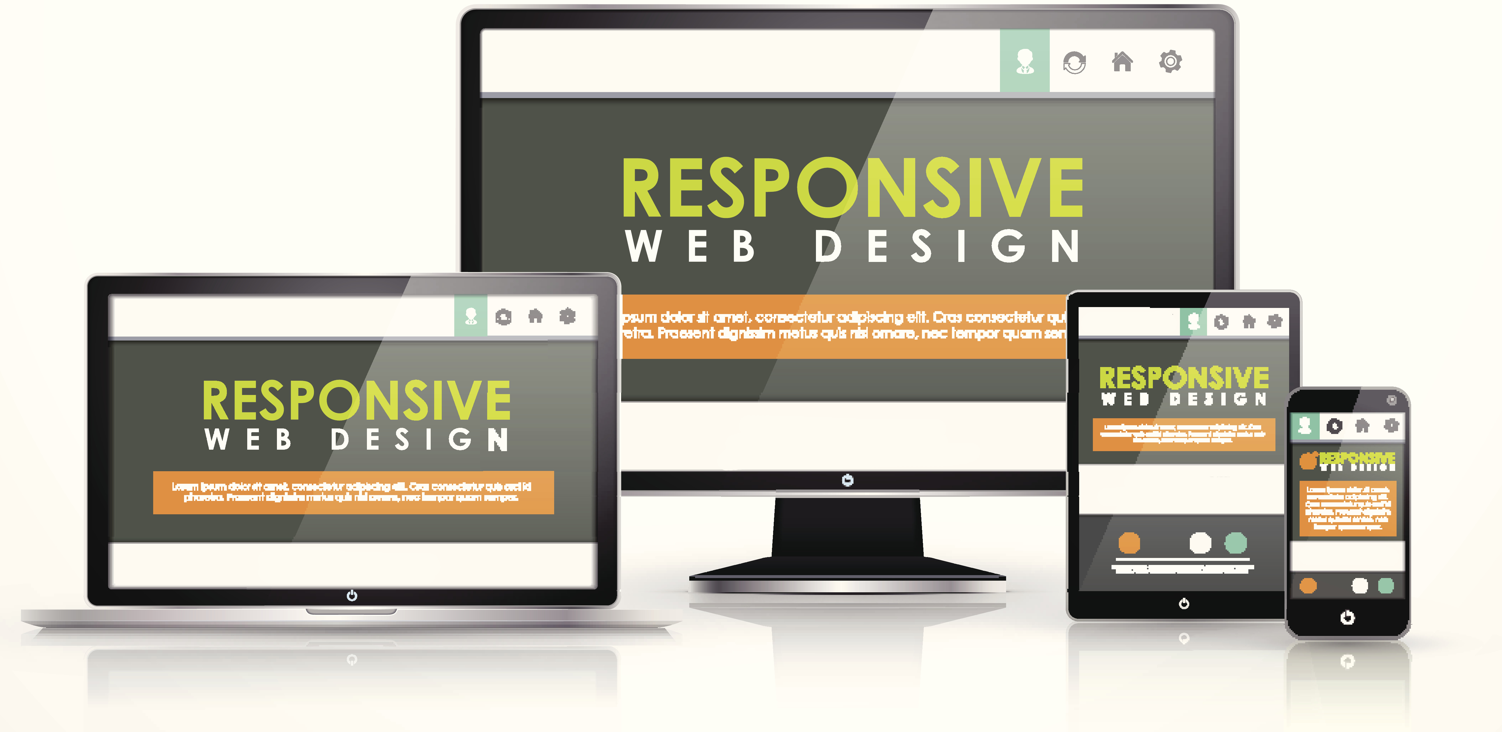 Responsive websites - Advance Media New York - website development