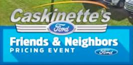 Caskinette Ford