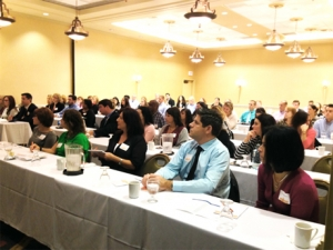 Audience at Boot Camp event