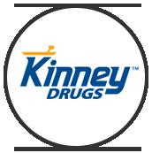 Kinney Drugs logo