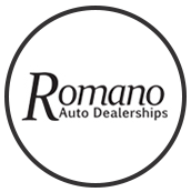 Romano Auto Dealerships logo