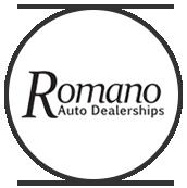 Romano Auto Dealerships logo