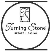 Turning Stone logo