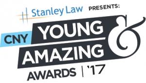 CNY Young & Amazing Awards '17 logo