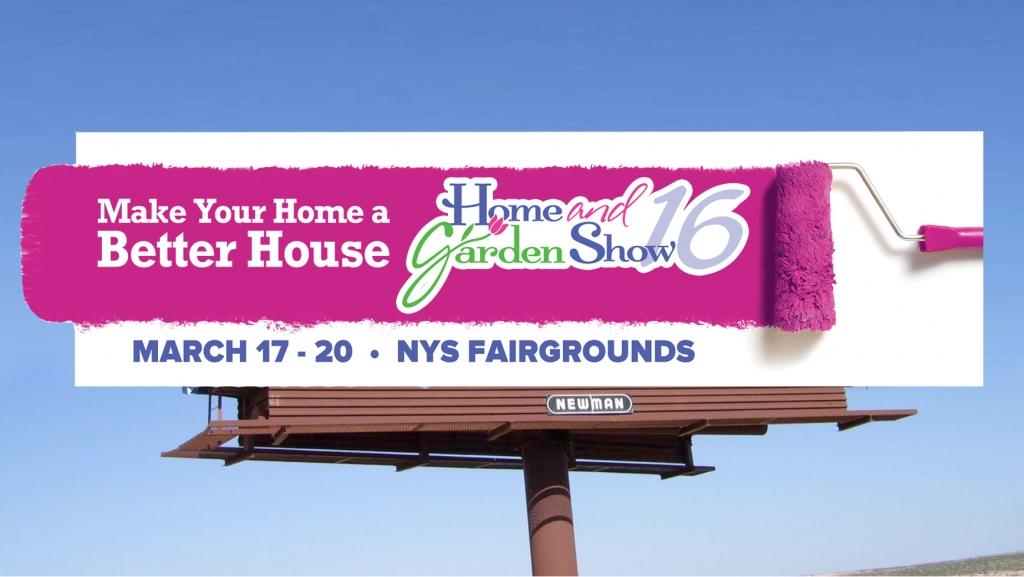Home & Garden Billboard