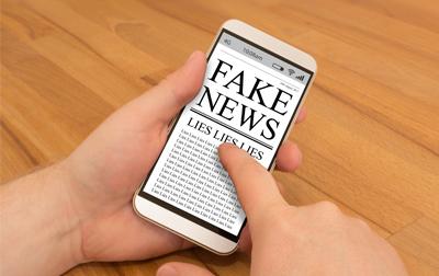 Fake News Thumbnail