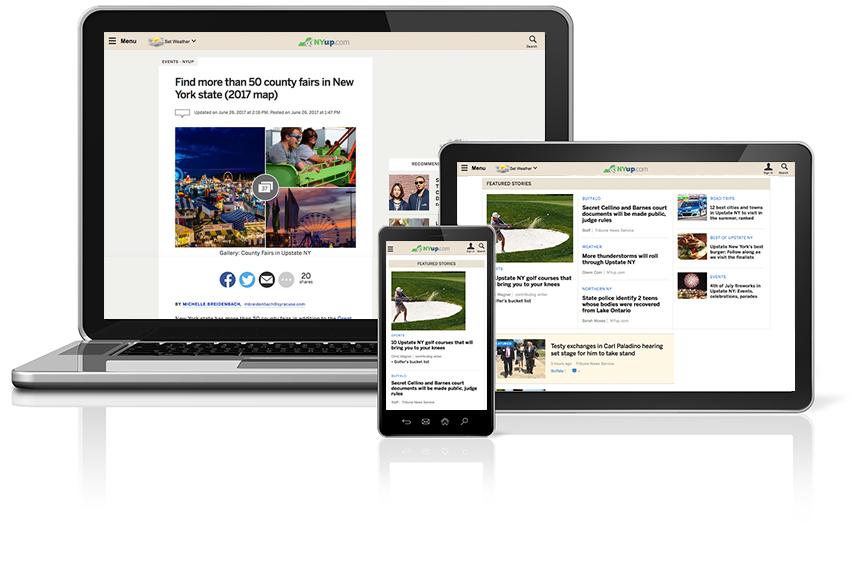 NYup.com site