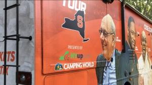SU No Huddle Tour Bus presented by NYup.com
