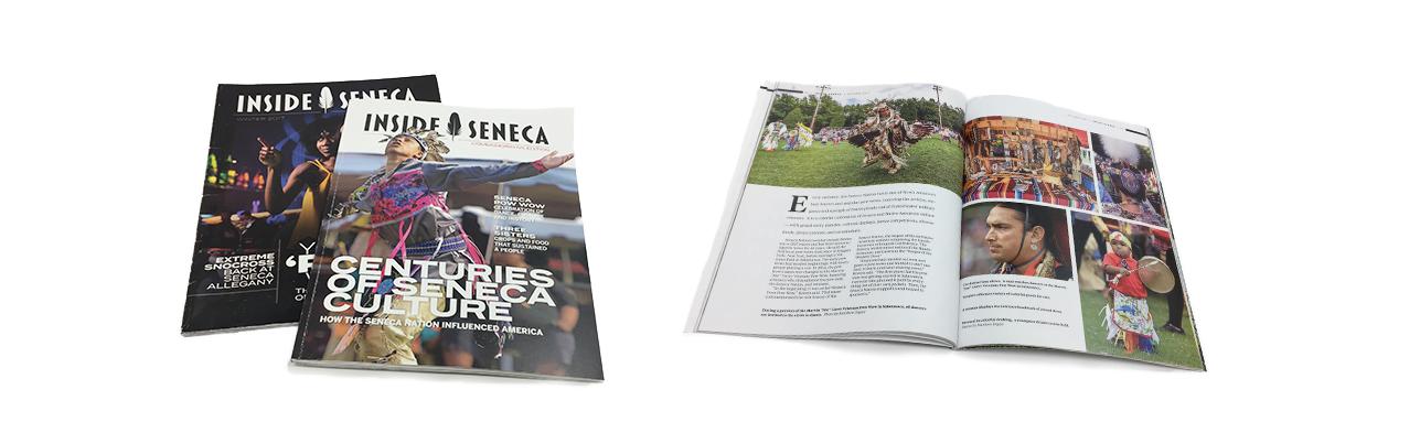 Inside Seneca Magazine