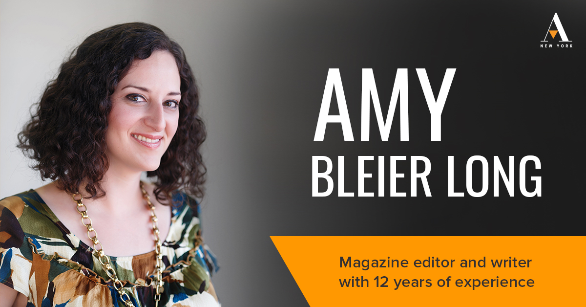 Amy Bleier Long