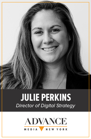 Julie Perkins - Advance Media New York