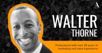Walter Thorne