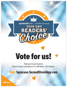 Readers Choice Vote for Us