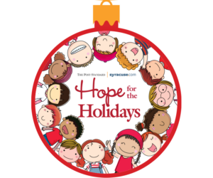 Hope for the Holidays logo