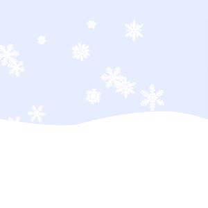 Light snow background